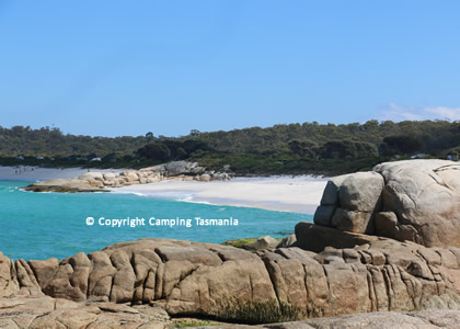 camping bay of fires free