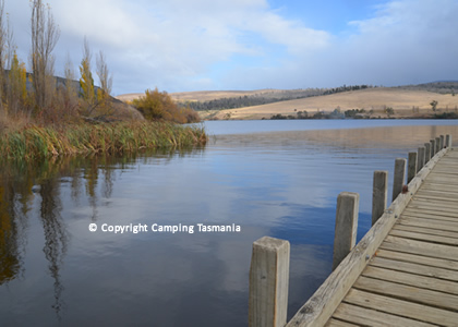 about camping tasmania
