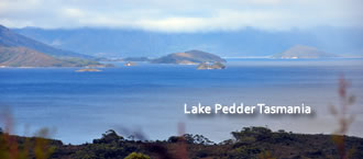 camping lake pedder